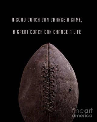 Photograph - Good Coach 11 by Edward Fielding