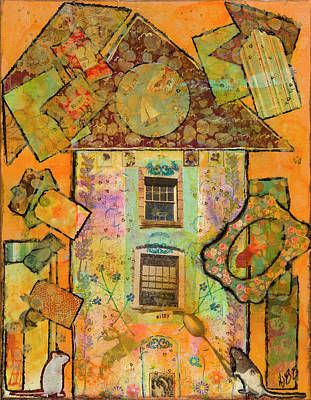 Mixed Media - Good Enough To Eat With A Spoon by Dawn Boswell Burke