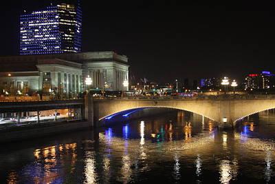 Photograph - Good Evening Philadelphia by Vadim Levin