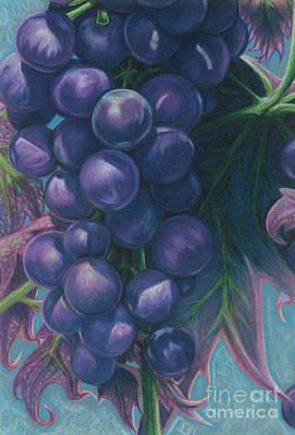 Good Fruit Art Print by Jeff  Blevins
