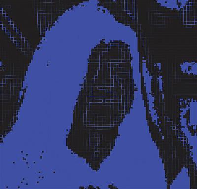 Digital Art - Good... Good... Let The Nostalgia Flow Through You. Tnm by Mark Van den dries