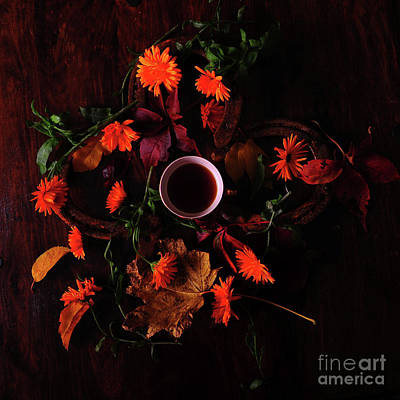 Photograph - Good Luck Coffee by Randi Grace Nilsberg
