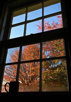 Photograph - Good Morning Autumn by Paul Mangold