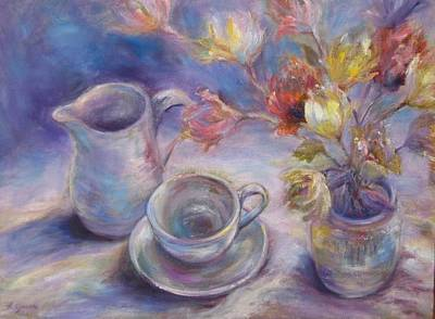 Painting - Good Morning by Bonnie Goedecke