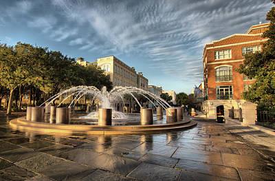 Photograph - Good Morning Charleston by Lynne Jenkins