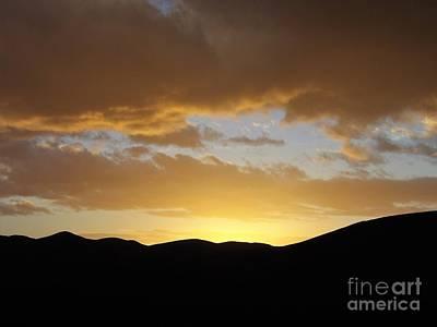 Photograph - Good Morning Desert by L Cecka