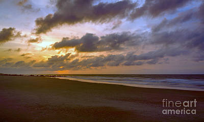 Photograph - Good Morning Folly Beach by Elvis Vaughn