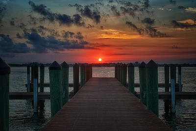 Photograph - Good Morning Fort Myers by Kim Hojnacki
