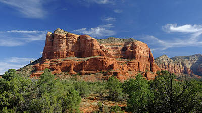 Photograph - Good Morning Sedona by Glenn DiPaola