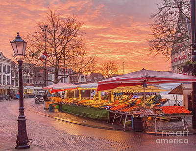 Photograph - Good Morning Gouda-2 by Casper Cammeraat