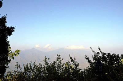 Photograph - Good Morning In Himalayas by Harsh Malik