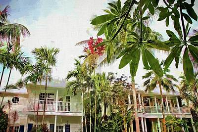 Photograph - Good Morning Key West by Alice Gipson