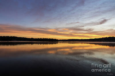 Photograph - Good Morning Lake Springfield by Jennifer White