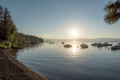 Photograph - Good Morning Lake Tahoe by Doug Ash