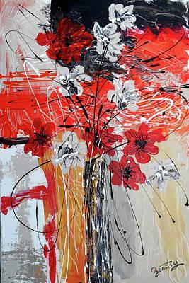 Painting - Good Morning by Leon Zernitsky
