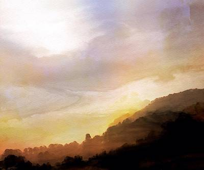 Painting - Good Morning by Mark Taylor