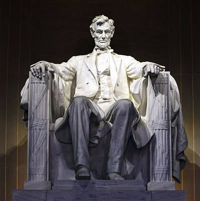 Photograph - Good Morning Mr Lincoln by Bill Dodsworth