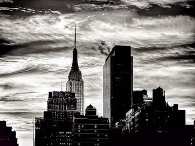 Photograph - Good Morning Nyc by Robin Zygelman