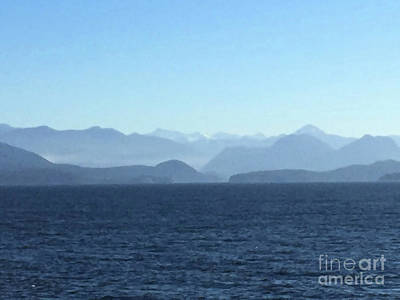 Photograph - Good Morning Pacific North West by Victor K