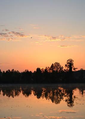 Photograph - Good Morning Sunrise April 30 by rd Erickson