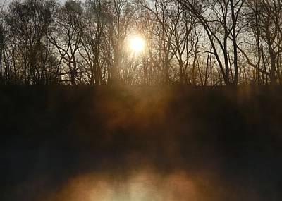 Good Morning Sunrise Print by Dan Sproul