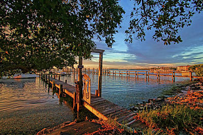 Photograph - Good Morning Sunshine by HH Photography of Florida