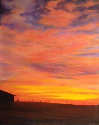 Painting - Good Morning Sunshine by Irene Corey