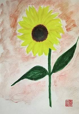 Painting - Good Morning Sunshine by Margaret Welsh Willowsilk