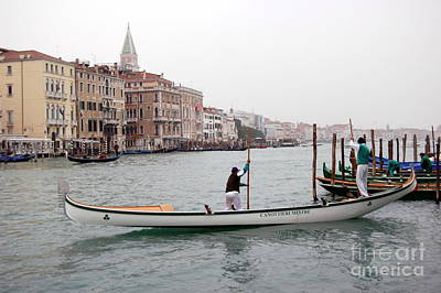 Photograph - Good Morning Venice by Linda Prewer