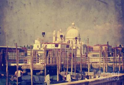 Photograph - Good Morning Venice by Lois Bryan