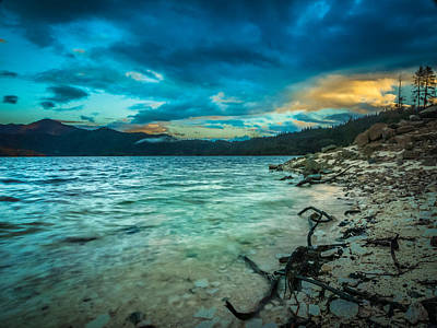 Good Morning Whiskeytown Art Print by Michele James