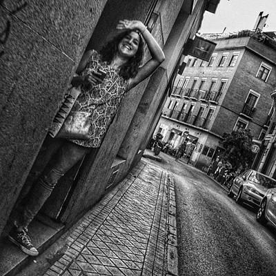 Girl Photograph - Good Morning!  #woman #girl by Rafa Rivas