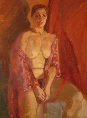Painting - Good Night by Irena Jablonski