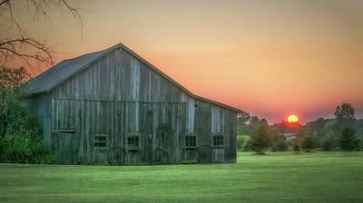 Photograph - Good Night Sun by Patti Raine