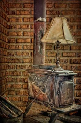 Good Old Days Art Print by Evelina Kremsdorf