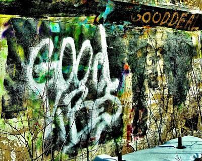 Photograph - Good Vibes by Mykul Anjelo