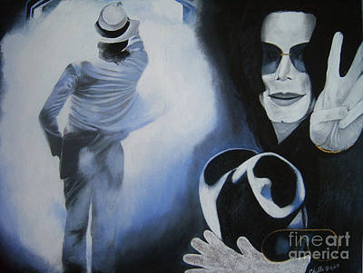 Goodbye Mr. Jackson Art Print