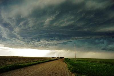 Photograph - Goodland Ks Supercell by Ed Sweeney