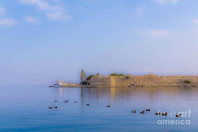 Photograph - Goodmorning by Konstantinos Chatziamallos