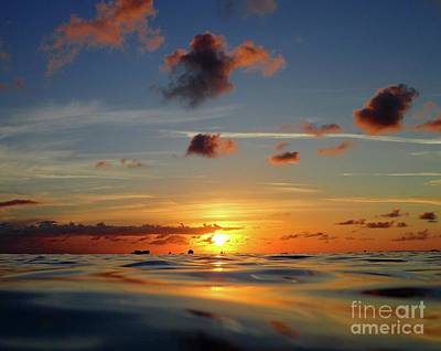 Photograph - Goodnight Cayman by Suzanne Oesterling