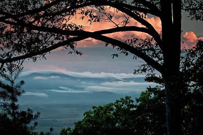 Photograph - Goodnight Valley 1 by Lara Ellis