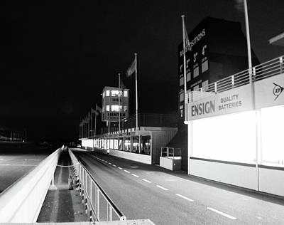 Pole Position Photograph - Goodwood Motor Circuit by Robert Phelan