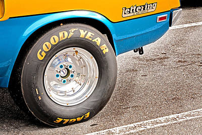 Photograph - Goodyear by Michael Porchik