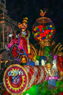 Photograph - Goofy Candy Company by Pamela Williams