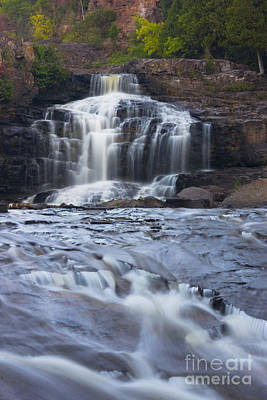 Gooseberry Falls North Shore Minnesota Art Print