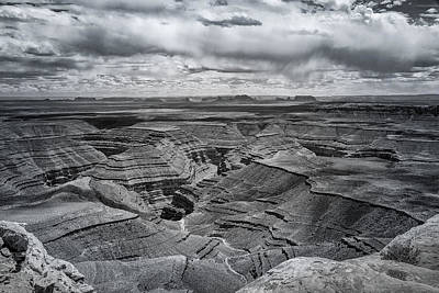 Photograph - Gooseneck Views by David Cote