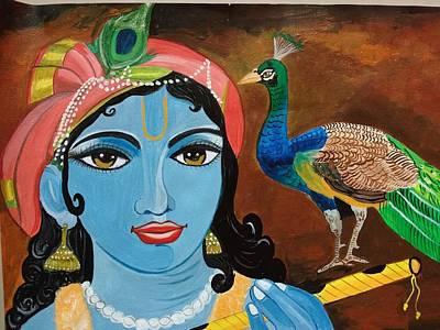 Gopala Painting - Gopala by Priyanka Singh