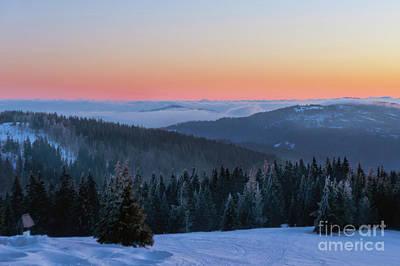 Photograph - Gorce Glades by Jaroslaw Suchozebrski