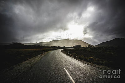 Country Road Wall Art - Photograph - Gordon River Road by Jorgo Photography - Wall Art Gallery