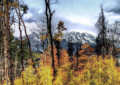 Gore Range Photograph - Gore Range by Jim Hill